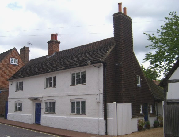 The Pilstyes cottage